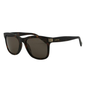 Lanvin New SLN627M Men Women Rectangular Wayfarer Sunglasses