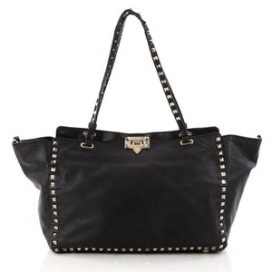 Valentino Medium Tote in black