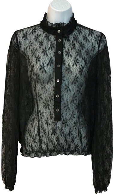 Preload https://img-static.tradesy.com/item/23649237/dolce-and-gabbana-black-d-and-g-3044-blouse-size-8-m-0-1-650-650.jpg