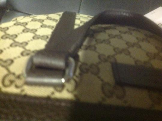 Gucci New Unisex Three Sections Shoulder Bag Image 2