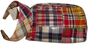 J.Crew new hair band and makeup pouch set