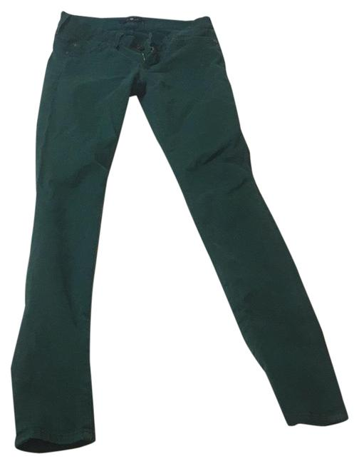 Preload https://img-static.tradesy.com/item/23649427/7-for-all-mankind-emerald-coated-seven-skinny-jeans-size-0-xs-25-0-4-650-650.jpg