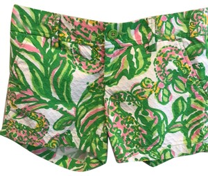 Lilly Pulitzer Dress Shorts multicolor