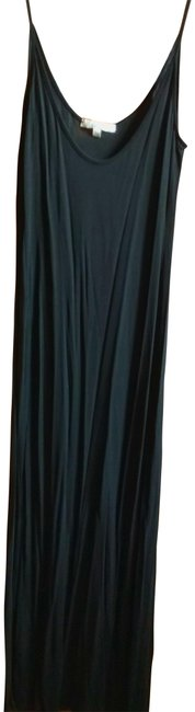 Gianfranco Ferre Black Made In Italy Viscose Blend Slim Straps Long Night Out Dress Size 10 (M) Gianfranco Ferre Black Made In Italy Viscose Blend Slim Straps Long Night Out Dress Size 10 (M) Image 1