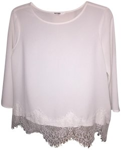 BB Dakota Lace Trim Summer Tunic