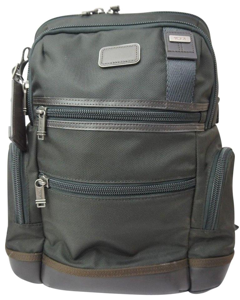 339a48c35 Tumi Knox Leather Backpack Review | Sante Blog