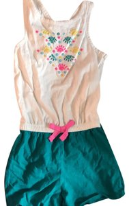 Circo Top white and blue