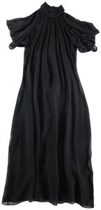 Collette Dinnigan Ruched Gathered Dress
