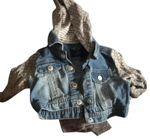 OshKosh B'gosh jean Jacket