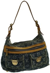 Louis Vuitton Denim Bags - Up to 70% off at Tradesy d9fa7523845c1