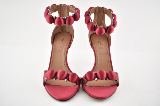 ALAA Stiletto Bombe Sandal Classic red Pumps Image 3
