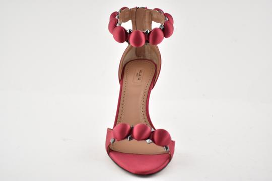 ALAA Stiletto Bombe Sandal Classic red Pumps Image 4