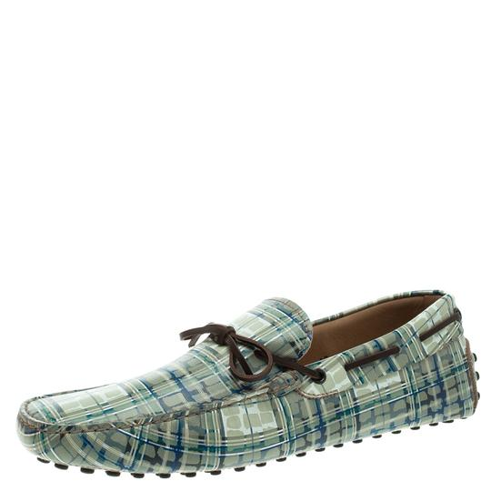 Preload https://img-static.tradesy.com/item/23651736/tod-s-multicolor-abstract-print-leather-bow-loafers-flats-size-eu-445-approx-us-145-regular-m-b-0-0-540-540.jpg
