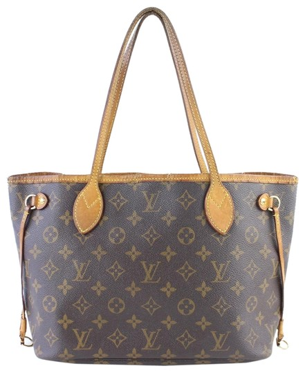 Preload https://item3.tradesy.com/images/louis-vuitton-neverfull-monogram-15lz0706-brown-coated-canvas-tote-23651957-0-1.jpg?width=440&height=440
