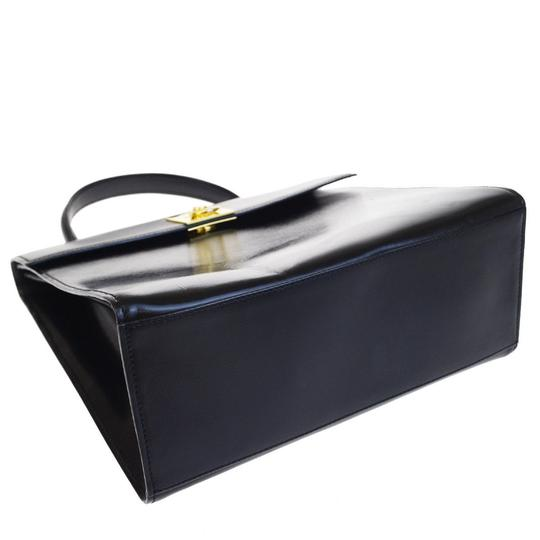 Céline Made In Italy Tote in Black