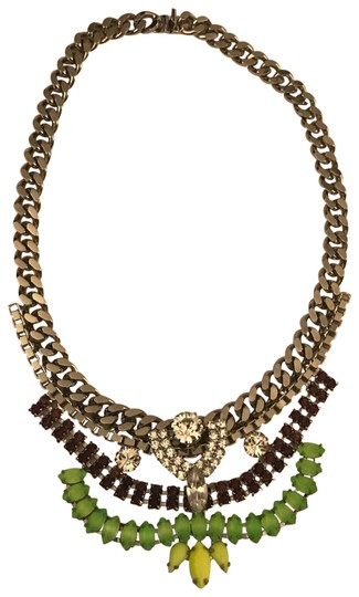 Preload https://img-static.tradesy.com/item/23652056/multicolor-melanie-crystal-bib-necklace-0-1-540-540.jpg