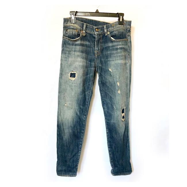 Preload https://img-static.tradesy.com/item/23652125/r13-blue-relaxed-new-mended-skinny-jeans-size-2-xs-26-0-0-650-650.jpg