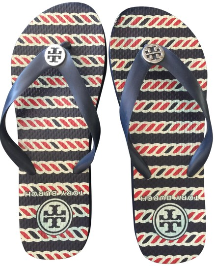 Preload https://img-static.tradesy.com/item/23652182/tory-burch-navy-blue-flip-flops-flats-size-us-6-regular-m-b-0-1-540-540.jpg