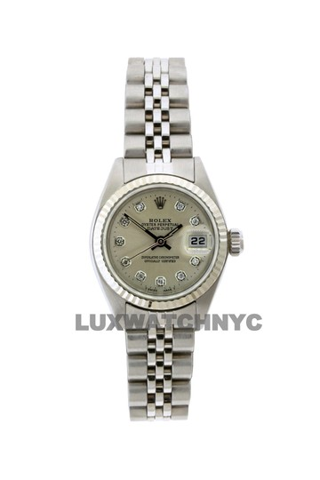 Preload https://item1.tradesy.com/images/rolex-26mm-ladies-datejust-ss-with-box-and-appraisal-watch-23652305-0-0.jpg?width=440&height=440