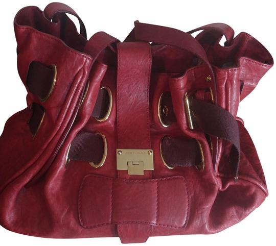 Preload https://item3.tradesy.com/images/jimmy-choo-xl-ramona-tote-burgundyred-leather-satchel-23652407-0-2.jpg?width=440&height=440