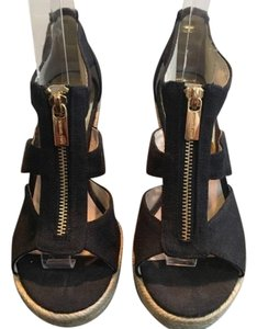 MICHAEL Michael Kors black Wedges