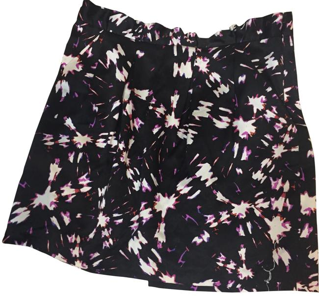Item - Silk Abstract Skirt Size 6 (S, 28)