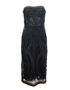Dolce&Gabbana Lace Runway Dress
