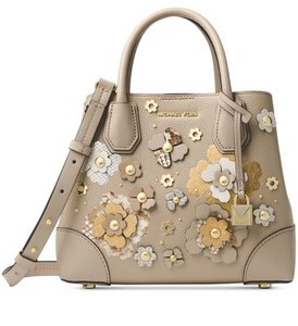 Michael Kors Satchel in Tan, Taupe, Oatmeal