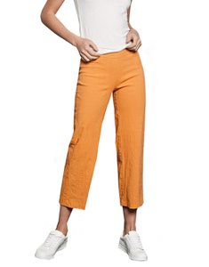 Avenue Montaigne Capri/Cropped Pants Tangerine
