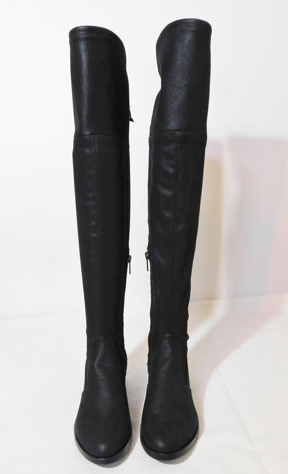 c6247d9ae1a Vince Camuto Black New Crisintha Over The Knee Boots Booties Size US 4  Regular (M