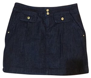 Juicy Couture Mini Skirt Blue