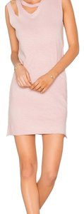 LNA short dress rose potassium on Tradesy
