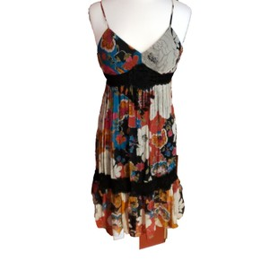 Sue Wong short dress Multicolored on Tradesy