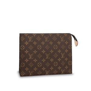Louis Vuitton Party Summer Neverfull Monogram Clutch. Louis Vuitton 2018 Toiletry  Pouch ... 7960bc3fe64e0