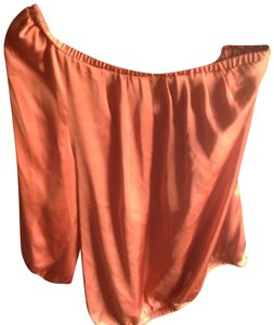 Outback Red One Shoulder Blouse Great Blouse Top Paprika
