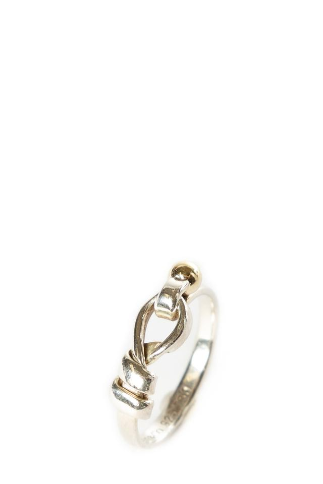 a62643ea6 Tiffany & Co. Tiffany & Co. sterling silver Hook and Eye band ring Image ...