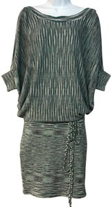 Guess By Marciano short dress Teal on Tradesy