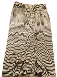 Anthropologie Skirt cream black