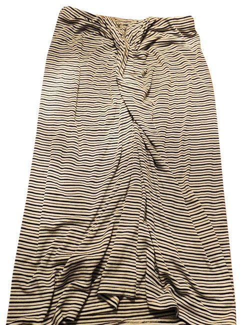 Item - Cream Black Amadi Skirt Size 0 (XS, 25)