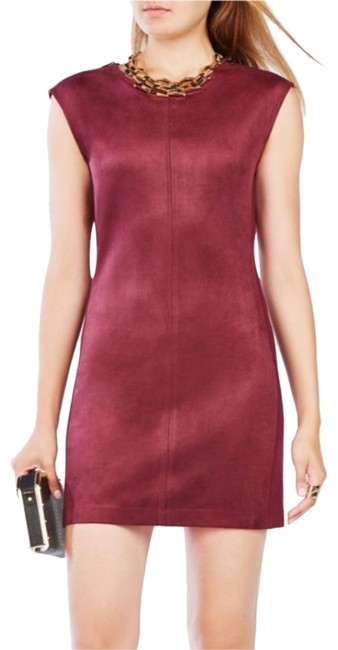Item - Maroon Red Purple Karlee Short Night Out Dress Size 00 (XXS)
