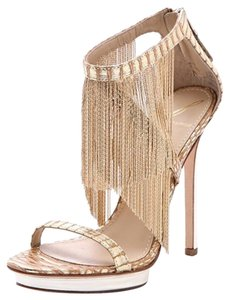 B Brian Atwood gold Formal