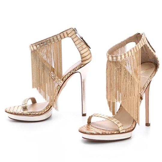 B Brian Atwood gold Formal Image 2