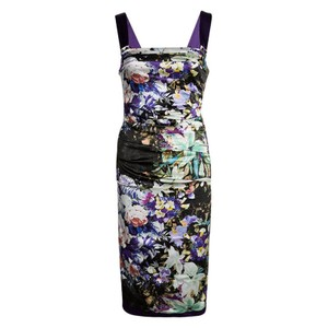 Etro Sleeveless Silk Dress