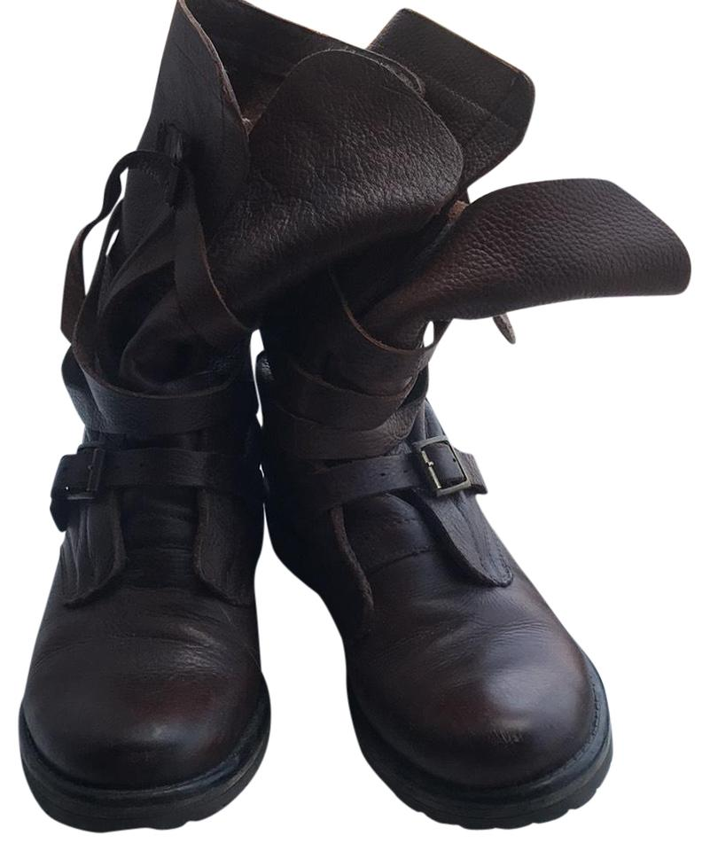 woman Steve Madden Brown for Banddit Boots/Booties Ideal gift for Brown all occasions 4d9c75