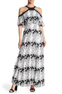 black Maxi Dress by Taylor