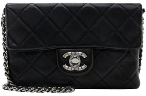 Chanel Mini Flap Woc Mineral Nights Cross Body Bag