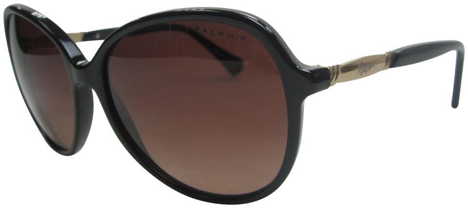 89f6f961 Ralph Lauren Ra5220 1377/T5 Polarized Women's Sunglasses/Stb423 Sunglasses  66% off retail