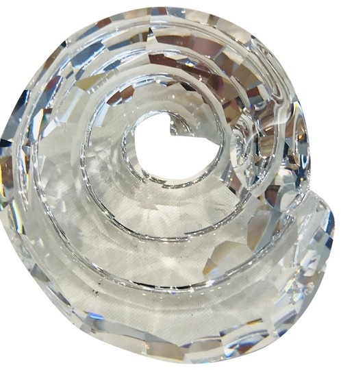 Preload https://img-static.tradesy.com/item/23660712/swarovski-crystal-scs-member-only-snail-spiral-top-0-2-540-540.jpg