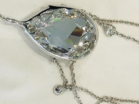 Swarovski New in Box Liquid Long Necklace