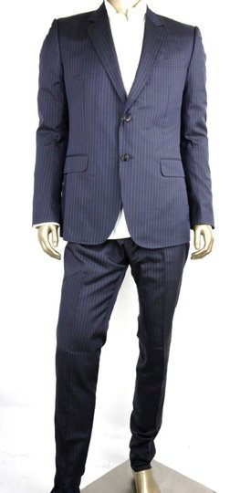 Preload https://img-static.tradesy.com/item/23660836/gucci-blue-cotton-marseille-striped-suit-2-buttons-1-vent-54rus-44r-234096-4240-groomsman-gift-0-0-540-540.jpg
